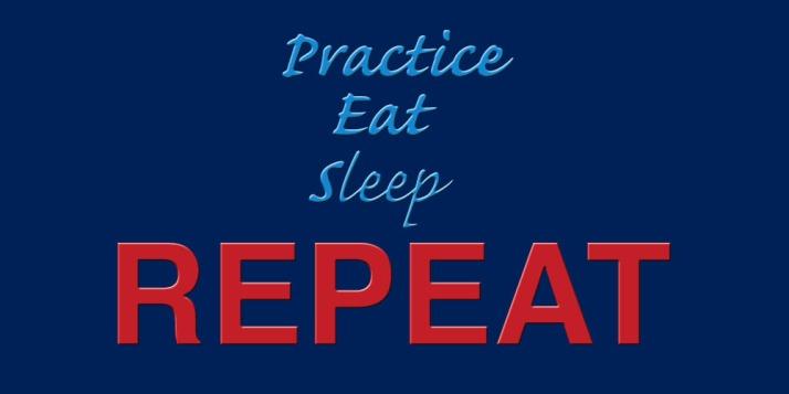 write,eat,sleep,repeat