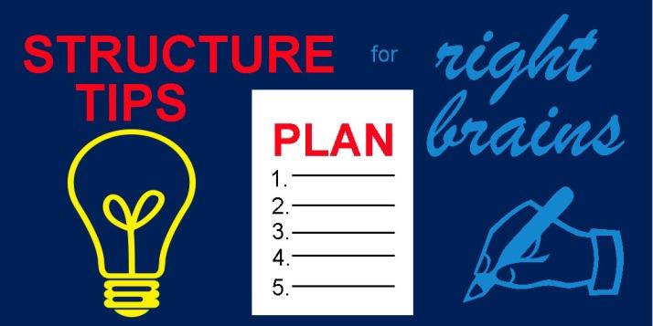 Structuretipsforrightbrains