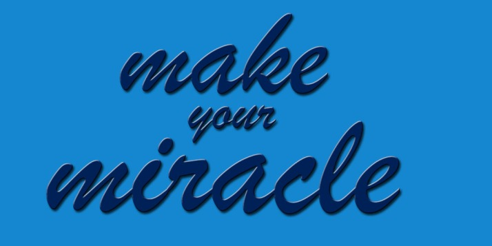 makeyourmiracle